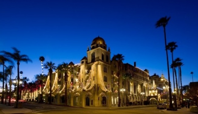 Several Stay-Over Packages Sparkling at Mission Inn
