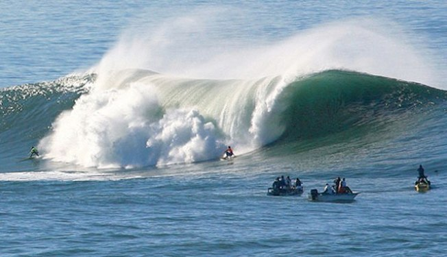Mavericks Surf Contest All But Canceled
