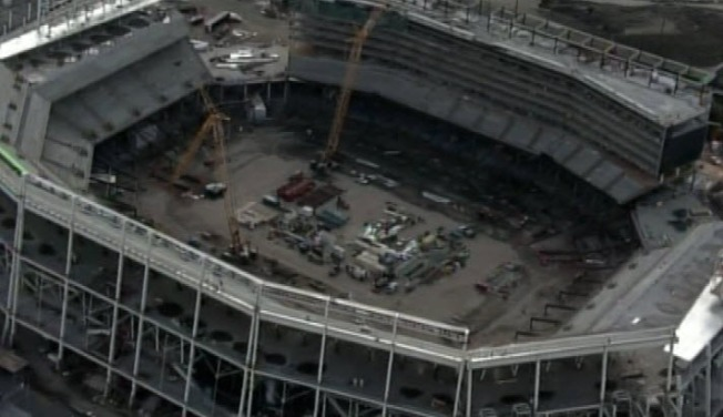 Bill For New 49ers Stadium Rises To $1.3 Billion
