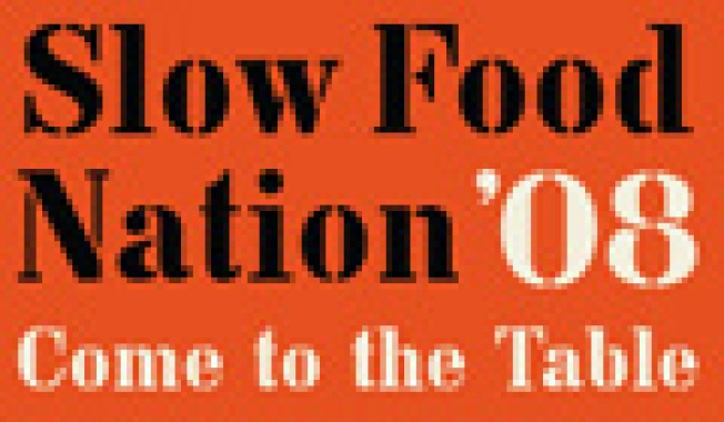 Slow Food Nation: Alice Waters and hundreds of other...