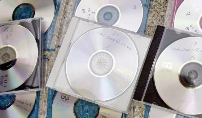 How to Get Rid of Half a Million CDs