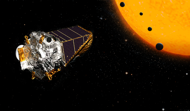 NASA and Google to Reveal 'Mysterious' New Finding from Kepler Space Telescope