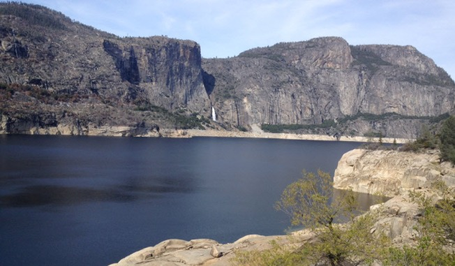 Hetch Hetchy Regional Water System Below 65 Percent Capacity: SFPUC
