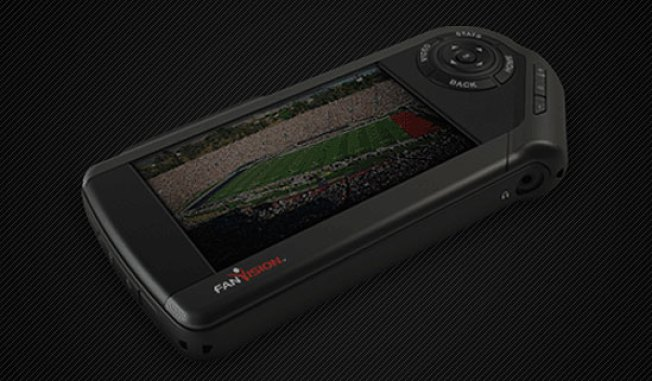 "10 NFL Teams to ""Enhance"" Live Games With Handsets for Fans"