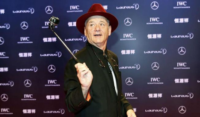 Bill Murray in Boston for 'Ghostbusters' Shoot?