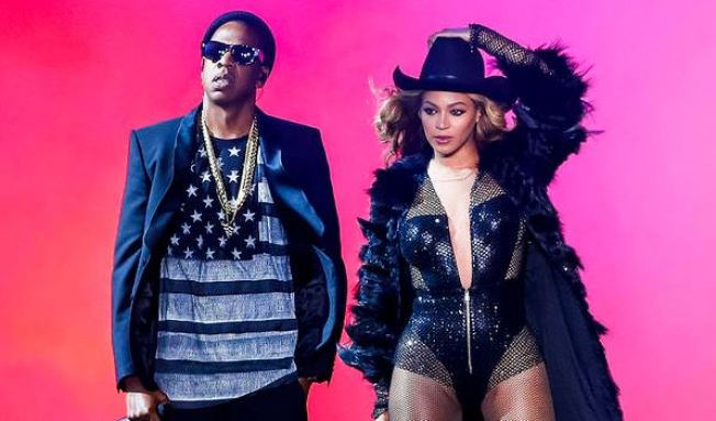 Twittersphere: Jay-Z & Beyonce at AT&T Park Tonight