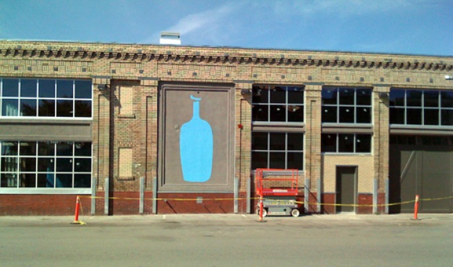 Blue Bottle Officially Opens in Oakland