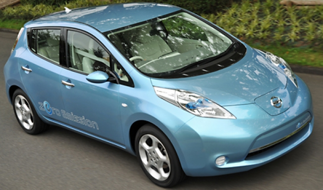 Nissan Leaf Coming to San Francisco