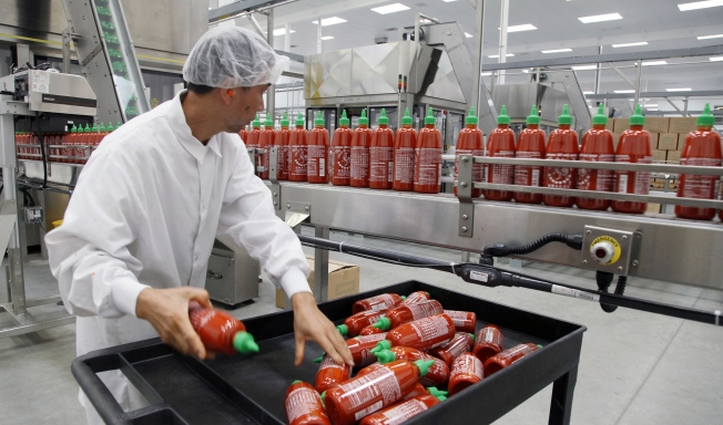 Judge Considers Closing Sriracha Hot Sauce Factory