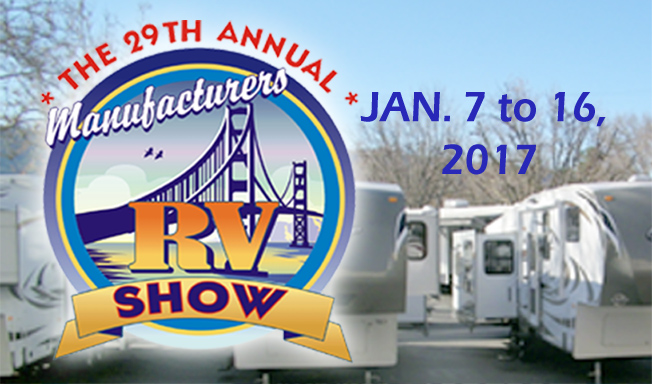 The 29th Annual Manufacturers RV Show