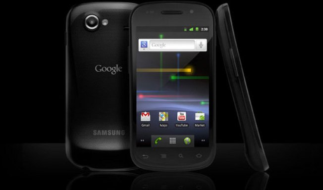 Google Nexus S to Land in the US Dec. 16