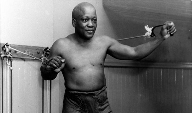 McCain Wants Pardon For Boxer Jack Johnson
