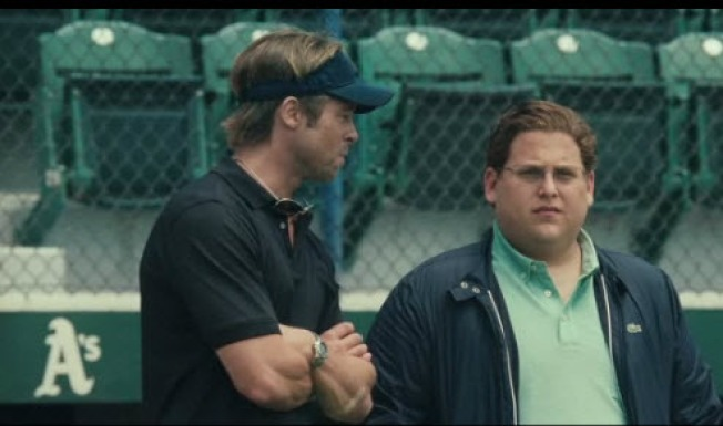 First Look at Moneyball