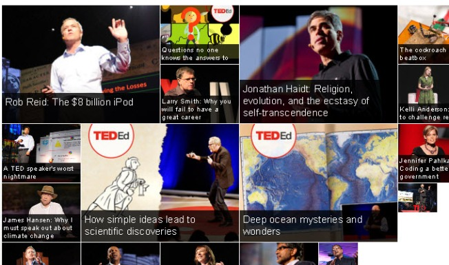 TED Talks Now on Netflix, Android
