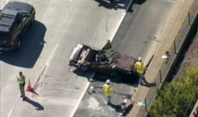 Cupertino: Lanes Reopen Following Injury Accident on Highway 85