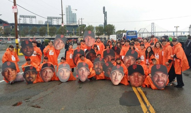 Social Media Buzz: Giants Victory Parade