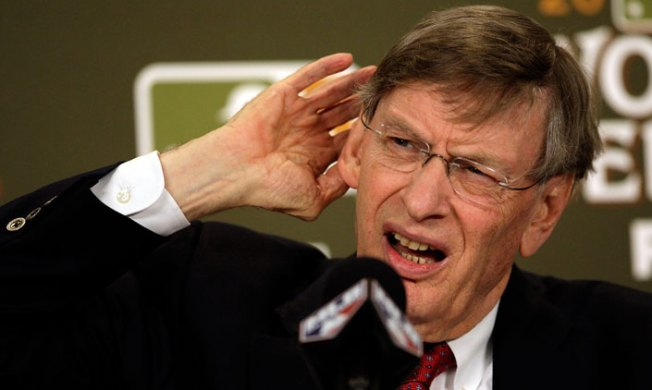 A's, Giants Need to Sort Things Out: Bud Selig