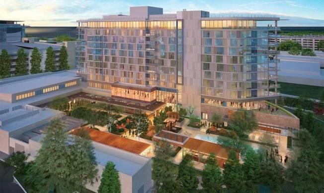Hello, Menlo Park: Hotel Nia Debuts