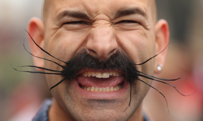 """Movember"" Ends on a Hairy Note in San Francisco"