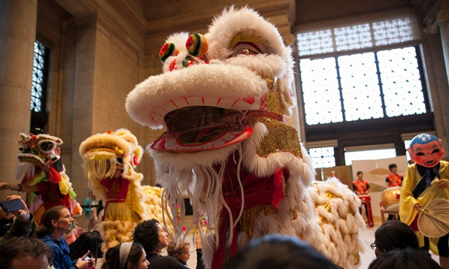 The Asian Art Museum's Lunar New Year Celebration