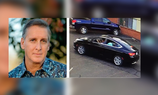 California Man Believed to Have Kidnapped Ex Found in Vegas