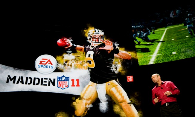 Raiders Madden 11 Rating Goes Limp