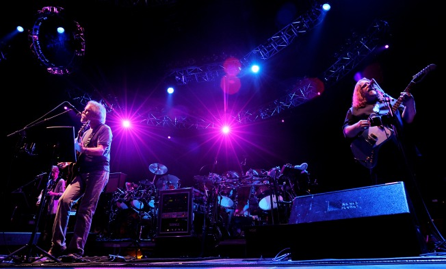 Santa Clara Grateful Dead Concert Tickets Resold For Under $40