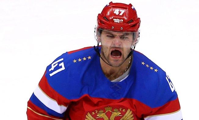 Russia Roars Past Norway