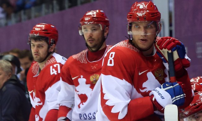 Sochi Shocker: No Chance of Men's Hockey Gold for Team Russia