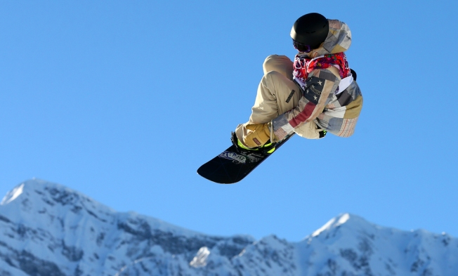 Without White, Americans Tame the Treacherous Slopestyle Course
