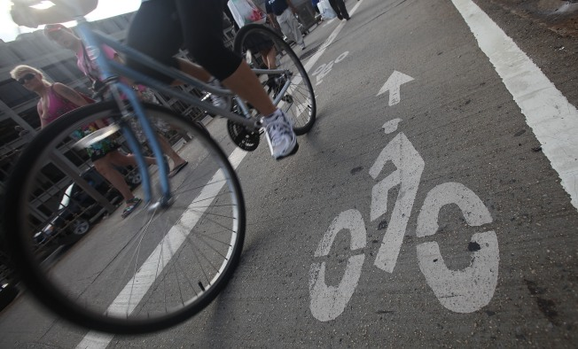 App Shows SF Cyclists' Habits
