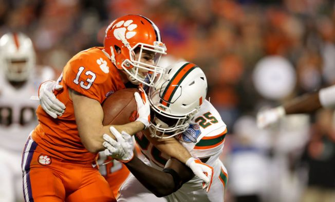 Renfrow Has a Chance to Catch on With Raiders