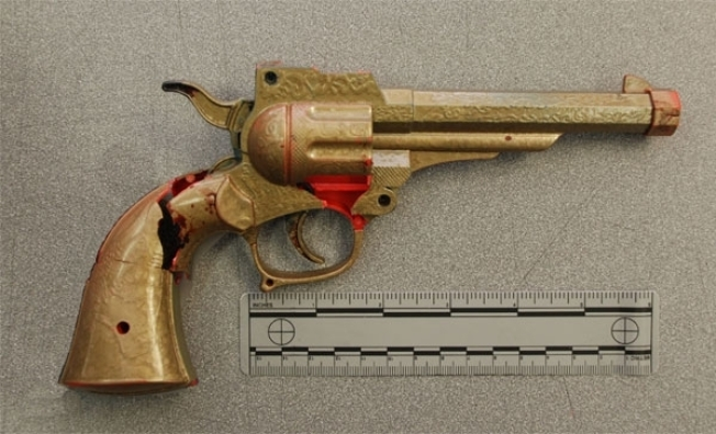 Man With Toy Gun, Shot by SJ Police Files Suit