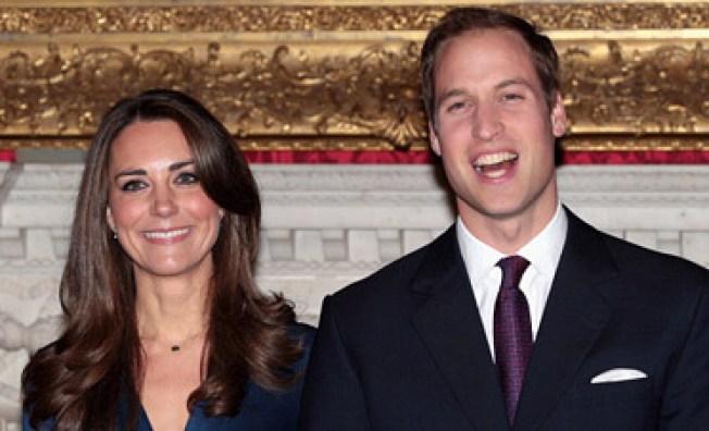 Royal Wedding Party at SF's British Consulate