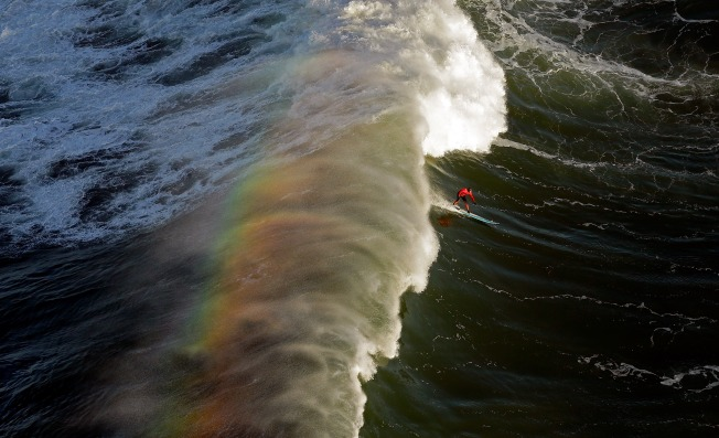 Future of Titans of Mavericks Surf Contest Remains Uncertain as Founder, Organizers Clash