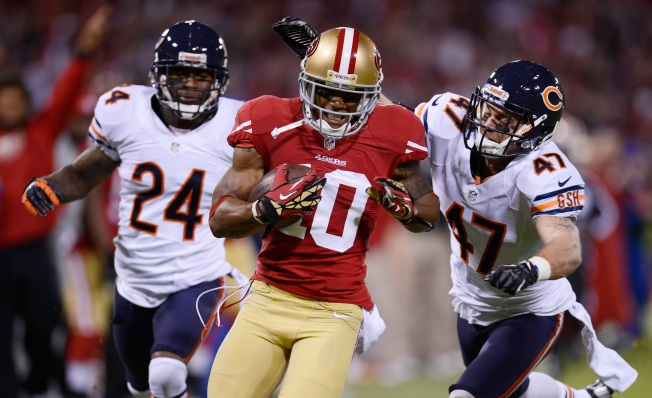 Niners Feeling the Pain of Injured Receivers