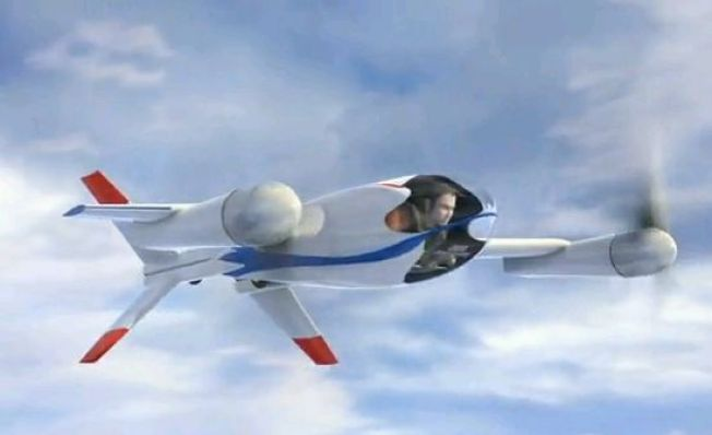 NASA Claims Its Quiet One-Person Electric Aircraft Is for Real