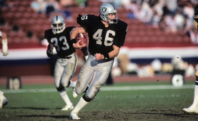 Former Raiders Great Todd Christensen Dies