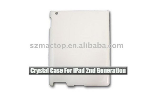 Rumor: Leaked iPad 2 Case Shows Off Camera and SD Card Holes?