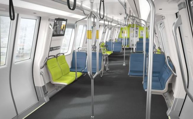 "BART's ""Seahawks"" Seats Has Football Fans Sparring on Twitter"