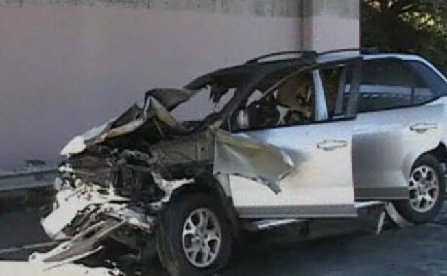 Fatal Fishhook Crash Intentional: CHP