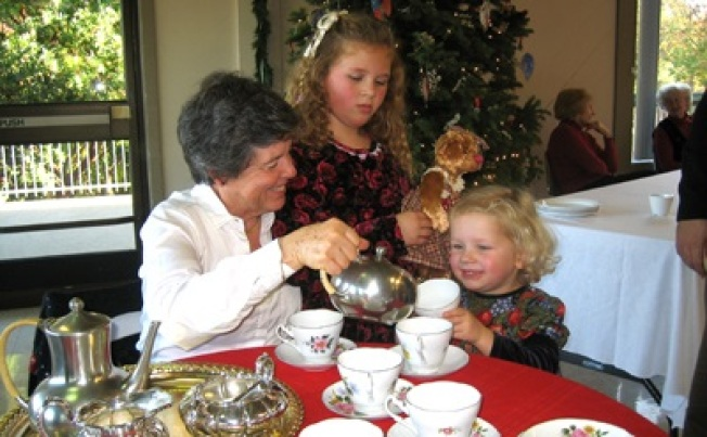 Holiday Teas at Shadelands Ranch