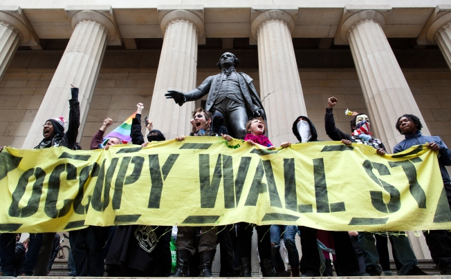 Occupy Pledges to Hold Building As SFPD Blocks Access