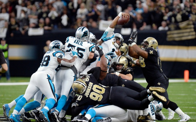 Saints Outlast Panthers in Thriller