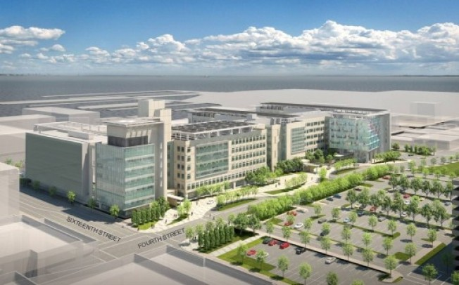 Hospital Watch: UCSF Mission Bay Next in Line