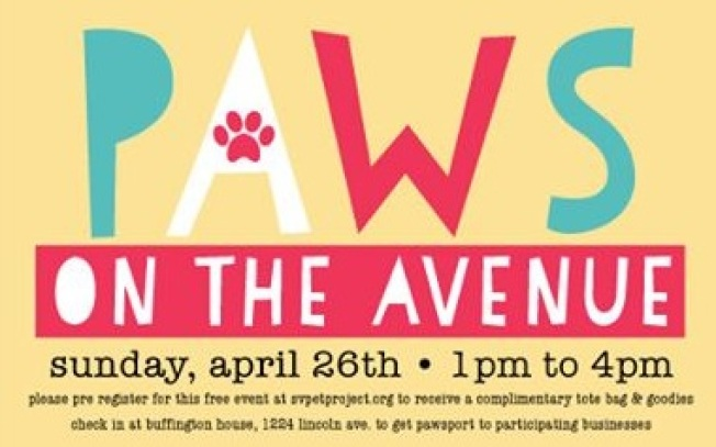 Paws on the Avenue Dog Walk