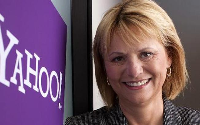 Yahoo's Carol Bartz on Year One: I Get a B-