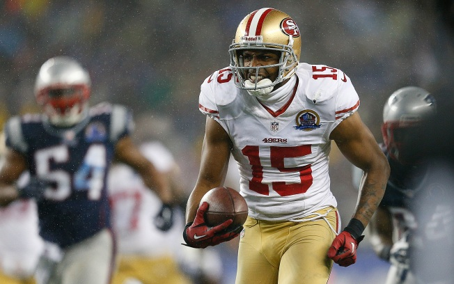 Niners' Crabtree Receiving Accolades