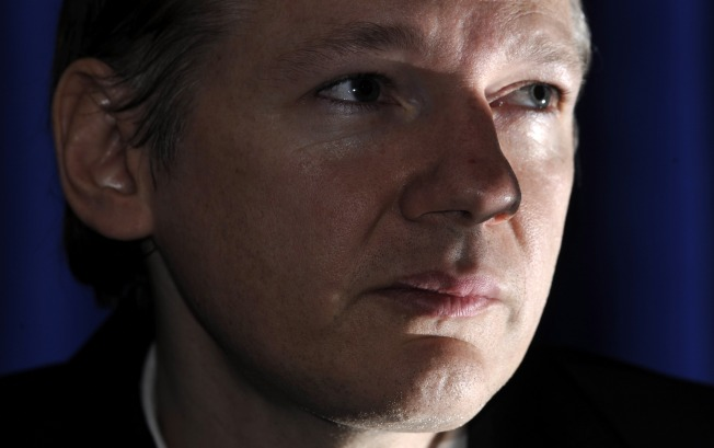 City's Next Mayor Won't Be Julian Assange