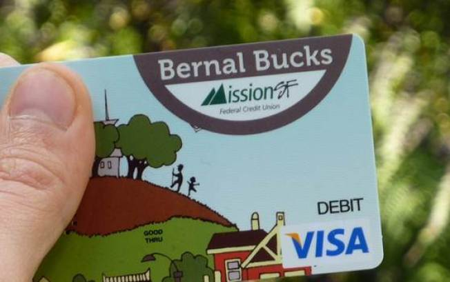 'Bernal Bucks' Program Keep Spending Local